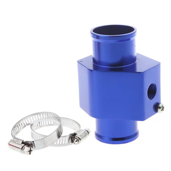 40MM coche temperatura del agua radiador calibre Sensor De Temperatura Manguera Tubo Adaptador conjunta Ok
