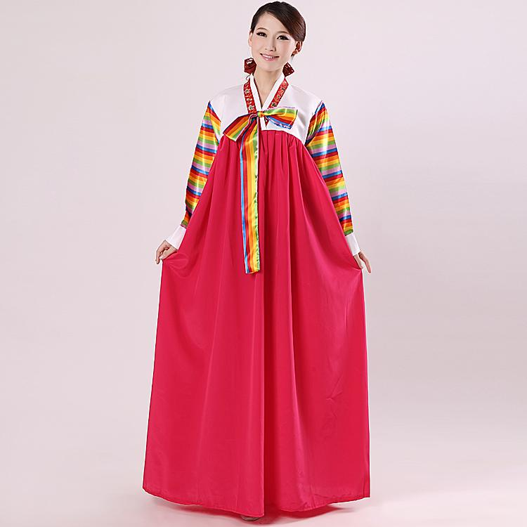 2018 Sky Jiayuan Hanbok Korean Dress Hanbok Korean Traditional National Costume Costume Costumes ...