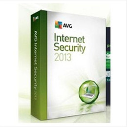 Wholesale Wholesale Price Software - Hot AVG Internet Security 2013 5Yrs 3PC Codes No.1 Personal Guard Software Cheapest price Fast Shipping Best Service Best Quality
