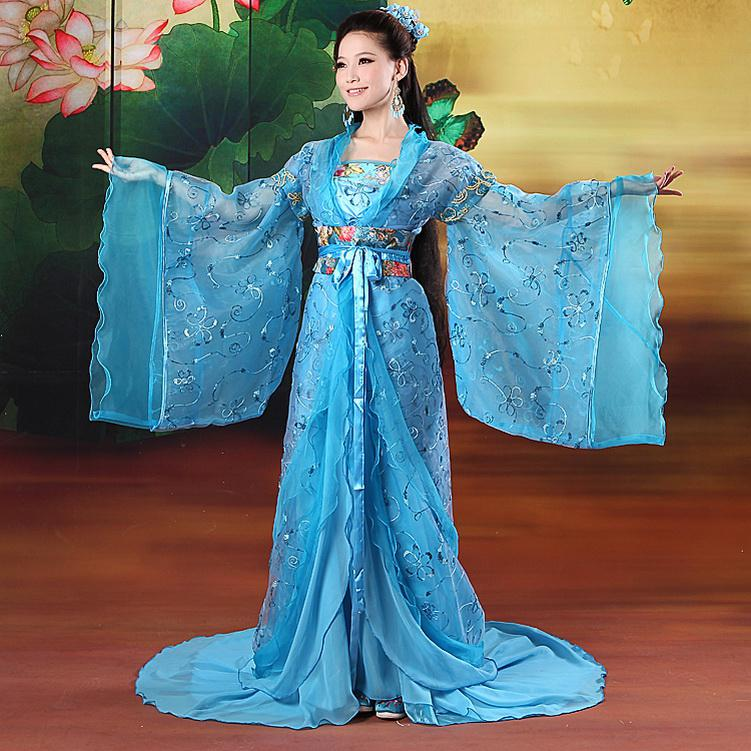 Sky Jiayuan Female Fairy Princess Costume Dress Royal