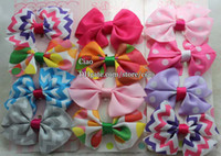 Wholesale Baby Hair Accessories Girl Hair Clips Childrens Accessories Hair Things Children Hair Accessories Kids Hair Slides Barrettes Toddler Bows