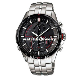 China Wholesale-Radio Mens Watch EQS-A500DB-1AV cheap round radio suppliers