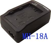 Wholesale En El3a - MH-18A MH18 Battery Charger For Nikon Camera EN-EL3e EL3e EL3a D50 D70S D80 D80S D90 D100 D200 D300 D700