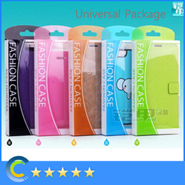 Wholesale One Case S4 - Universal Plastic Crystal PVC Retail Packaging Package For iPhone 5S Galaxy S5 S4 Note 2 3 Sony L36H HTC ONE Mobile phone Case