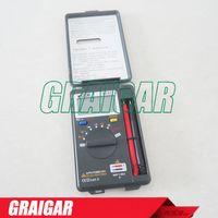 Wholesale Victor Vc921 Pocket Digital Multimeter - VICTOR VC921 DMM Integrated Personal Handheld Pocket Mini Digital Multimeter Free Shipping