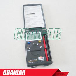 Wholesale Pocket Multimeter - VICTOR VC921 DMM Integrated Personal Handheld Pocket Mini Digital Multimeter Free Shipping
