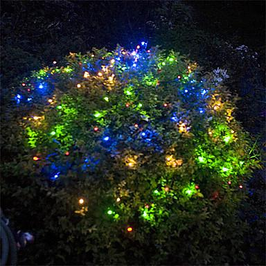best website 84ba5 5bf67 New Year Cristmas! 2M*1.5M 100 Solar LED String Light -Net fairy Lights-  Christmas Lights For Decoration Outdoor Garden Free Shipping
