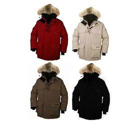 Wholesale Discount Coat Men - New Down Coats Discount Hoodies Mens Coats Men Parkas Winter Jackets Men Outwear Men's Parkas Down Coats #9921