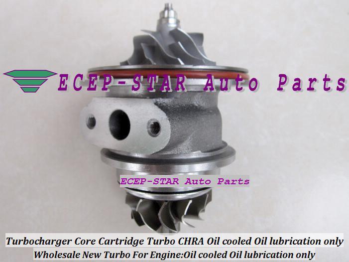 مبرد الزيت Turbo CHRA Cartridge Core TF035 49135-03130 49135-03310 for Mitsubishi Pajero II Challanger L400 Shogun Intercooled 4M40 2.8L