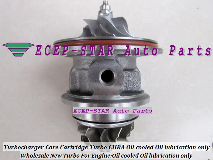 Ölgekühlter Turbo CHRA Patrone Kern TF035 49135-03130 49135-03310 Für Mitsubishi Pajero II Challanger L400 Shogun Intercooled 4M40 2.8L