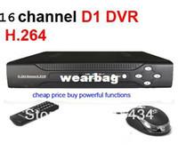 Wholesale Dvr 16ch Iphone - Wholesale-16CH H.264 HDMI output CCTV SECURITY Standalone Network DVR Recorder 16 channel CCTV DVR Recorder for Android iPhone view