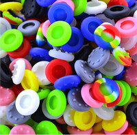 Wholesale Wholesale Xbox Thumbsticks - 100pcs lot Soft Skid-Proof Silicone Thumbsticks cap Thumb stick caps Joystick covers Grips cover for PS3 PS4 XBOX ONE XBOX 360 controllers