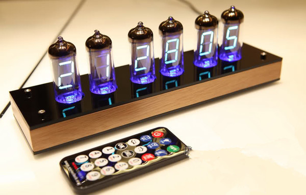 2019 Wholesale IV 11 VFD Nixie Tube Clock Whole Kit Drop Shipping From  Linna1990, $251 26 | DHgate Com