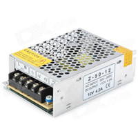Lighting Transformers AC 110V 220V to DC 12V 4. 2A 50W LED Dr...