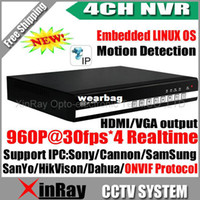 os security - New CH Full P NVR Embedded LINUX OS H Compression NVR Home Security IP Camera Network Video Recorder DVR XR S