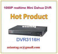 Wholesale Dahua Standalone Dvr - Wholesale-freeshipping dahua 16ch realtime 1080P mini standalone HDMI dvr DVR3116H