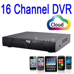 Wholesale Standalone Dvr 16 Channel - Wholesale-2014 new arrival freeshipping direct selling freeshipping us cctv dvr 16 channel standalone security network mini recorder