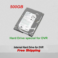 Wholesale Dvr Laptop - Wholesale-Free shipping Smart 500GB 7200RPM brand new internal Seagate hard drive disk recorder HDD backup storage recovery DVR laptop pc