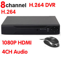 Video Recorder Wholesale-sicurezza CCTV 2CH D1 rete autonoma H.264 8CH vista mobile DVR digitale per il sistema di 1080P HDMI