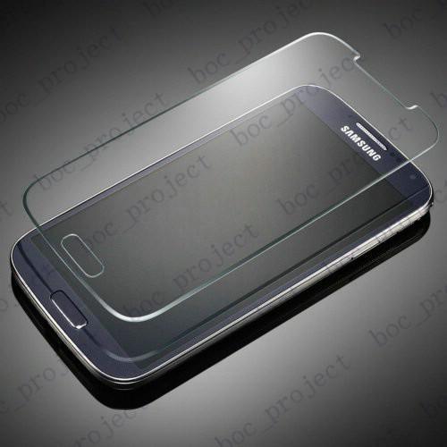 Proteggi schermo in vetro temperato 2.5D 0.26mm 9H iPhone X 8 7 plus 6s plus 5s Sam s7 s6 edge s5 note 5 200 pezzi senza confezione
