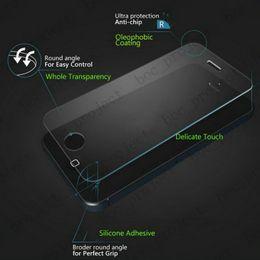 Canada 2.5D 0.26mm 9H Protecteur d'écran en verre trempé pour iPhone X 8 7 plus 6 s plus 5 s Sam s7 s6 bord s5 note 5 200pcs pas de paquet de vente au détail Offre