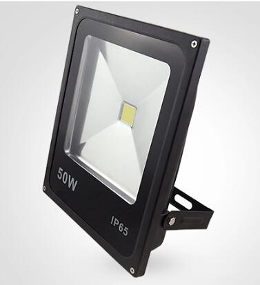 Wholesale price Ultrathin 50W Warm White/Cold White LED Flood Light IP65 Waterproof 5000LM Outdoor High Power Led Floodlight AC85~265V