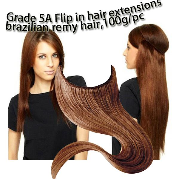 2018 flip in hair extension color4 sample order brazilian virgin flip in hair extension color4 1pc sample order brazilian virgin remy hair free shipping halo hair extensions 100gpc length 12 26inch pmusecretfo Choice Image