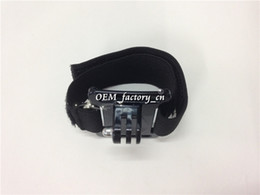 Wholesale Gopro Belt - High Quality Diving Housing Case Wrist Band Belt Nylon Strap with Mount for GoPro Hero 1 2 3 Hero 3+