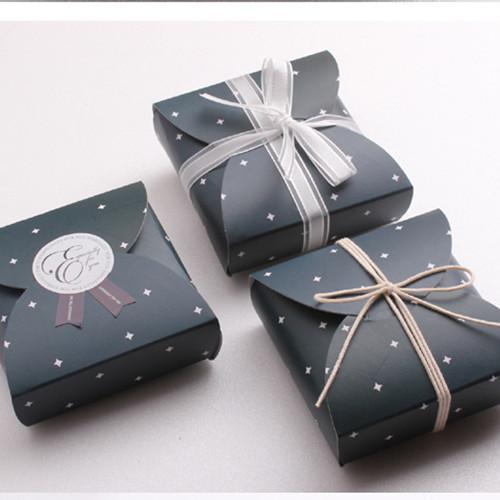 Cake Box Decoration Fair Black And White Cake Box Packaging Dessert Snacks Biscuit Box Design Decoration