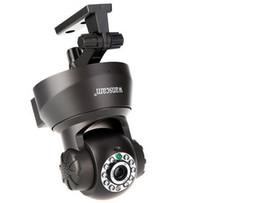 Новое прибытие 2 Способ аудио беспроводной сети интернет Wifi RJ45 ночного видения IP-камера крытый Главная видеонаблюдения купольная камера