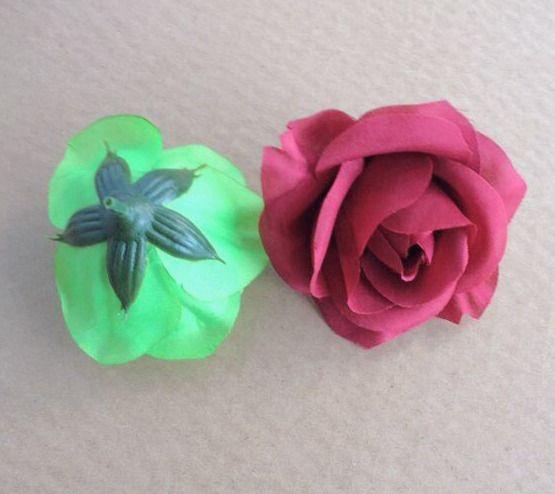 1000 p diversi colori disponibili simulazione di seta artificiale teste di fiori di camelia 7-8 cm la festa di nozze di Natale decorazione della casa fiori