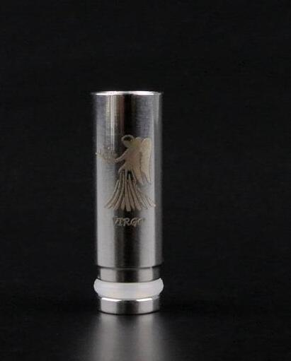 510 Stainless Steel Zodiac drip tips Constellation metal Mouthpiece for CE4 protank aerotank glass vivi nova DCT Acrylic E-cigarette tank
