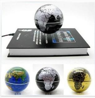 Novelty Home Office Decor Craft Gift 3 Inch Anti Gravity Magnetic  Levitation Globe With Book Base For Good Gift Table Decoration Online With  $109.29/Piece ...