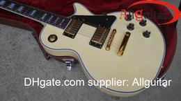 mahogany wood for guitar 2019 - Custom Shop Guitar Natural wood ebony fretboard Electric Guitar China Guitar cheap mahogany wood for guitar