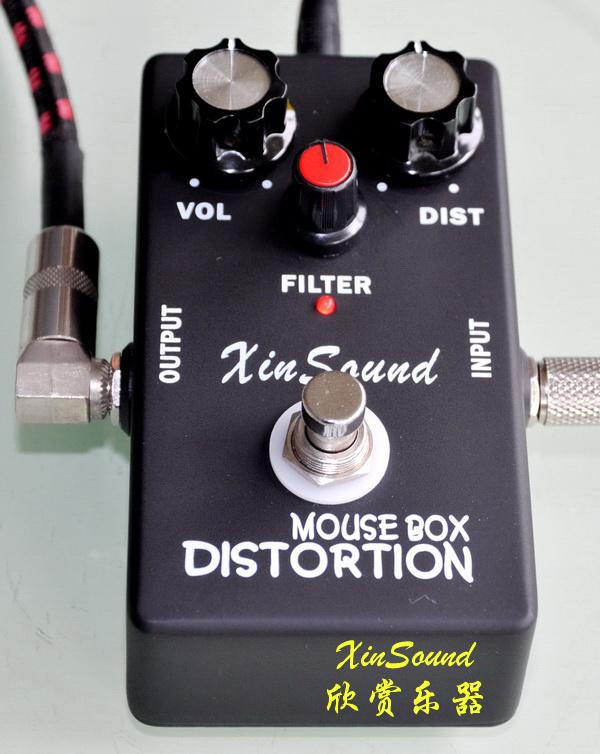 2019 rat analog distortion guitar effects pedal true bypass new and nice price from xinsound. Black Bedroom Furniture Sets. Home Design Ideas