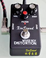 wah gitarreneffektpedal groihandel-RAT Analog Distortion Gitarreneffektpedal True Bypass neu und schön PREIS