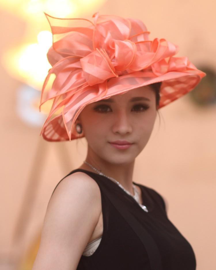 Organza Hats