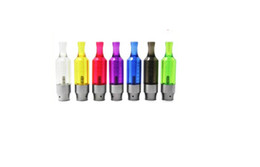 Wholesale Dct Replace - 2014 Style rebuildable Vivi tank rebuildable Clearomizer no wick 3ml GS H2 H3 H5 H5C Atomizer update no wick replace DCT protank clearomie