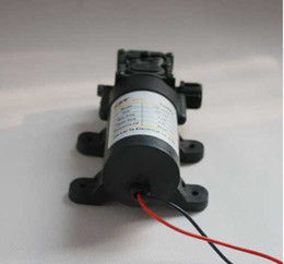 High Quality Professional DC 12V micro diaphragm water Pump, 45W 4L min water pump