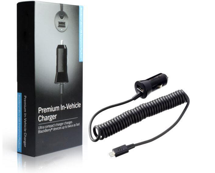 Nuovo design Caricabatterie adattatore auto Cavo USB 2 in 1 Samsung Blackberry Articolo originale Note 3 S5 S4 Note 2 S3 Blackberry con confezione al dettaglio