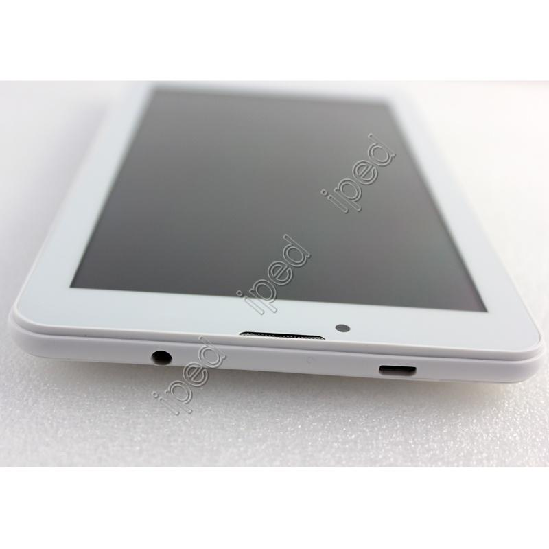 7 inch mtk6572 3G Phablet Phone Calling Tablet PC Dual Core Android 4.2 Capacitive Touch WCDMA GSM Bluetooth Camera 2 Sim Card