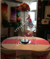 party table decorations centerpiece, crystal chandelier