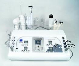 Wholesale Ultrasonic Galvanic - high quality 7 In 1 Multi-functional Galvanic and Ultrasonic Facial Massager Beauty Machine