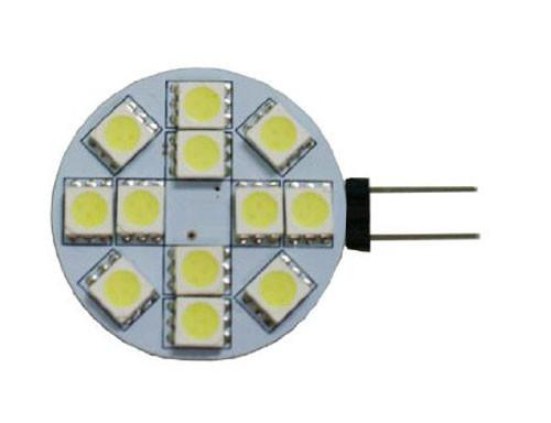New Arrival Warm White G4 LED light bulbs 5050 SMD 1W 3W 4W 5W 300LM 24 LEDs chandelier Home Car RV Marine Boat indoor lighting DC 12V