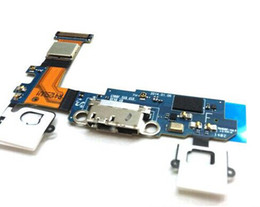 Wholesale Galaxy S Cable - New product Samsung Galaxy S5 USB Charger Connector Dock flex cable Replacement Parts for S V Charging Port Ribbon flex Cable