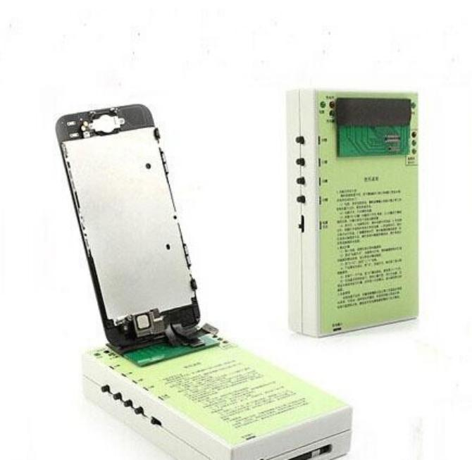 LCD Tester to Test LCD Touch Screen Digitizer Display Tester for iPhone 4/4S 5/5C/5S Samsung S4 i9500 Note 2 N7100