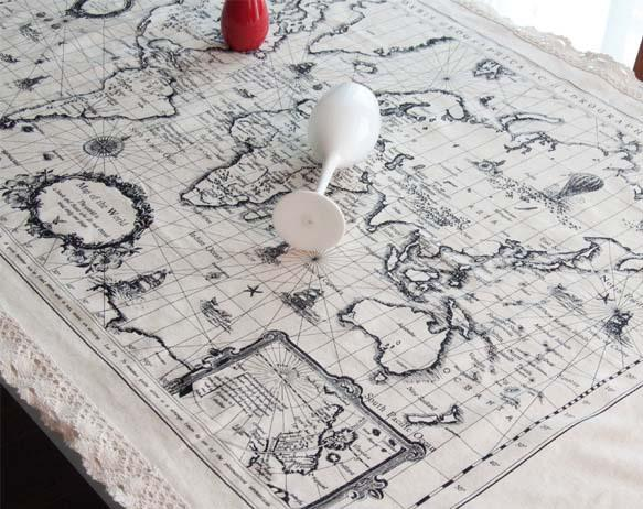 2014 new arrival fashion cottonlinen table cloth world map trip 2014 new arrival fashion cottonlinen table cloth world map trip vintage simple pattern table linens for home decor table cloth vintage simple pattern gumiabroncs Gallery