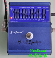 Wholesale Graphic Guitar - Guitar Effects Pedals for Ten Band Equalizer Graphic EQ EQ-990 XinSound