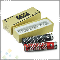 Wholesale stainless steel products for sale - New Product Rambo Mod with Rotatable Small Stainless Steel Ball on the Tube Surface Rambo kit for battery