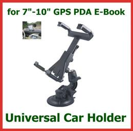 Универсальный лобовое стекло автомобиля держатель регулируемый для 7-10.1 дюймов планшетный ПК iPad Mini P1000 GPS навигатор подголовник присоски держатель набор